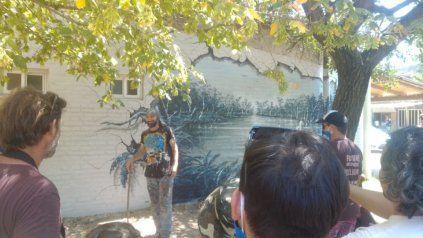 La Boca de Monje. Artistas y ecologistas, por el agua y los humedales.