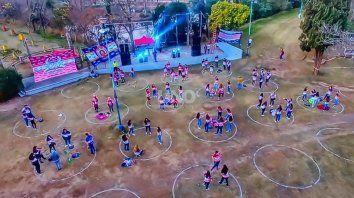 San Guillermo, la ciudad santafesina que apuesta a la organización de fiestas para fin de año.