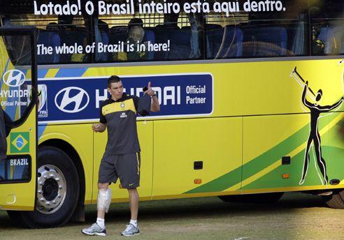 El fervor religioso de Brasil preocupa a la Fifa