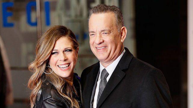 El actor Tom Hanks y su esposa dieron positivo a la prueba por coronavirus