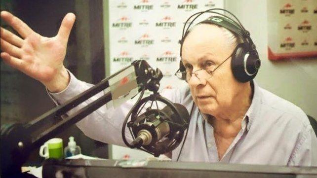 A los 81 años murió el periodista, locutor y actor Edgardo Mesa