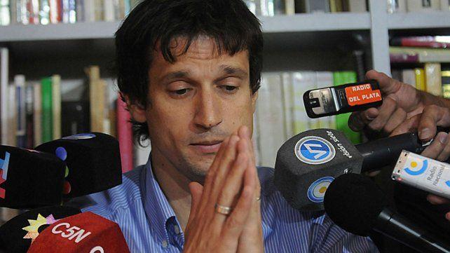 El perito informático Diego Lagomarsino, una de las personas que figura como titular de la cuenta, también está imputado en la causa por la muerte del fiscal Nisman.
