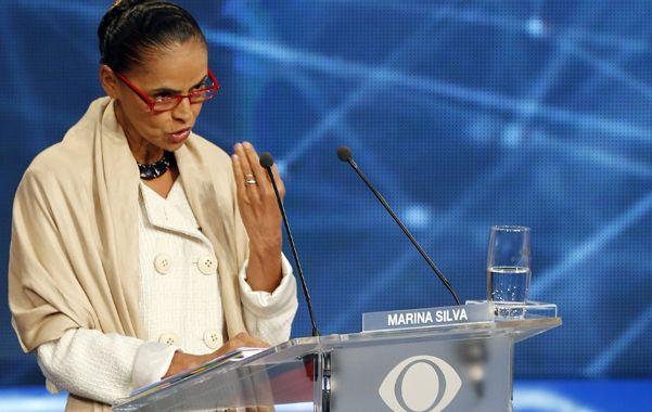 Marina Silva ganaría la presidencia de Brasil en segunda vuelta electoral