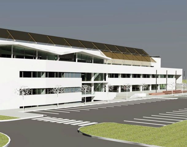 Maqueta. Así quedará el ambicioso proyecto que la universidad pública local echará a rodar en 2014.
