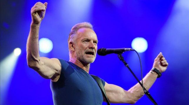 """The Soul Cages"" fue el tercer disco solista de estudio de Sting tras la separación de The Police."