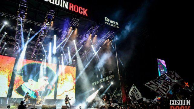 Cosquín: diez hectáreas de rock