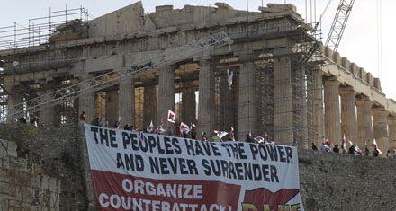 Europa prepara un plan B por si Grecia rechaza el programa de ajuste