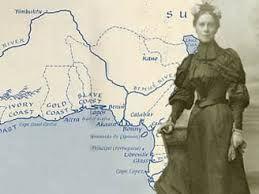 Partió en 1893 desde Liverpool en un carguero hasta la actual Angola
