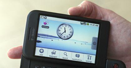 Develan el G1, el primer teléfono que usa plataforma de Google