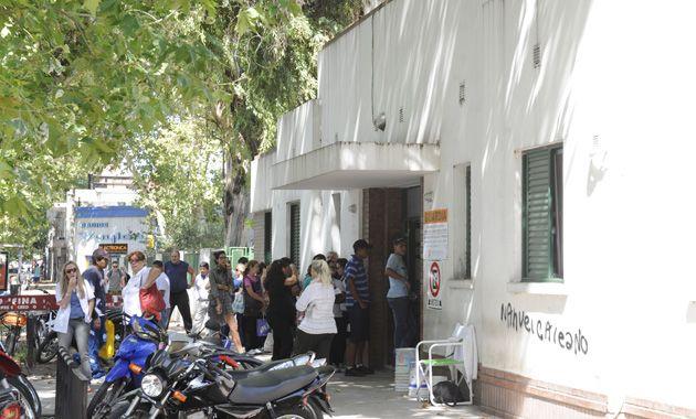 En el Hospital Carrasco es uno de los centros donde se tratan las enfermedades infectocontagiosas.
