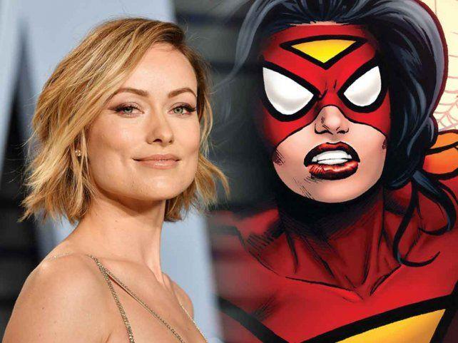 Olivia Wilde firmó para Sony Pictures para dirigir una película del universo de Spiderman. ¿Se viene Spider Woman?