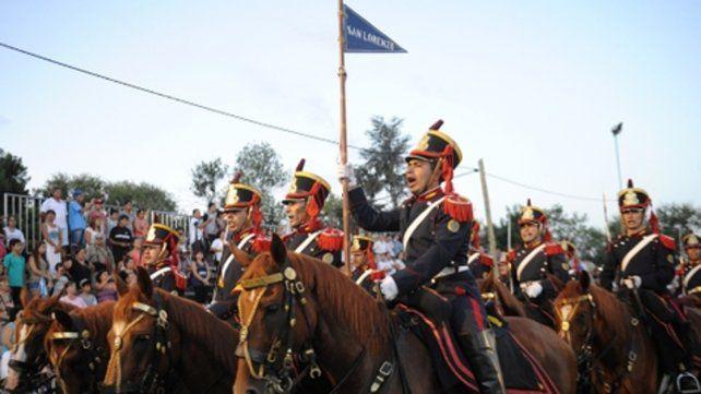 Dos semanas a pleno para celebrar el Combate Histórico de San Lorenzo