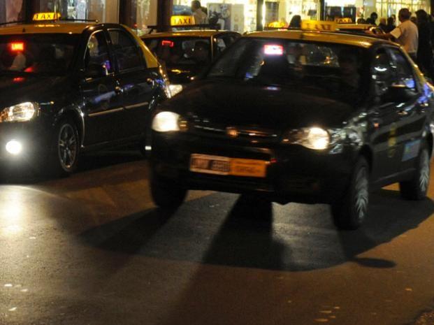 El taxista radicó la denuncia en la comisaría 12ª.