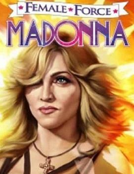 Madonna, personaje de historieta