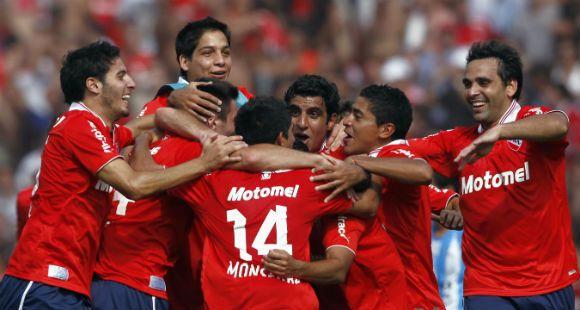 Independiente goleó a Racing 4 a 1 y se quedó con el clásico en Avellaneda