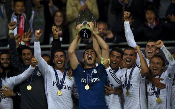 El equipo merengue sigue conquistando Europa.