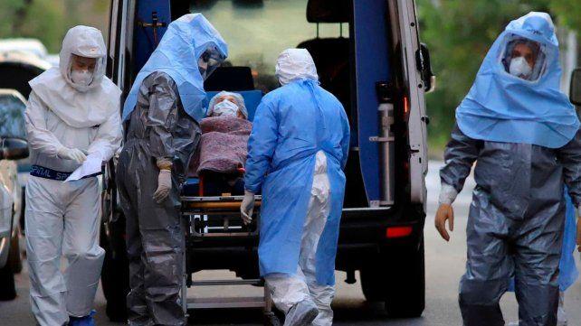 Hubo 5.154 nuevos casos de coronavirus en Argentina y 227 fallecimientos