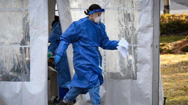 Hubo doce nuevas muertes por coronavirus en Rosario, de las 31 que reportó la provincia