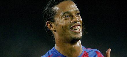 Una futbolista sueca dijo que Ronaldinho le pidió casamiento