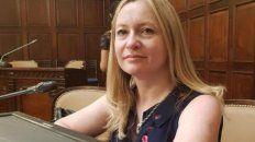 una diputada se disculpo por comparar los fallecidos por covid con los desaparecidos