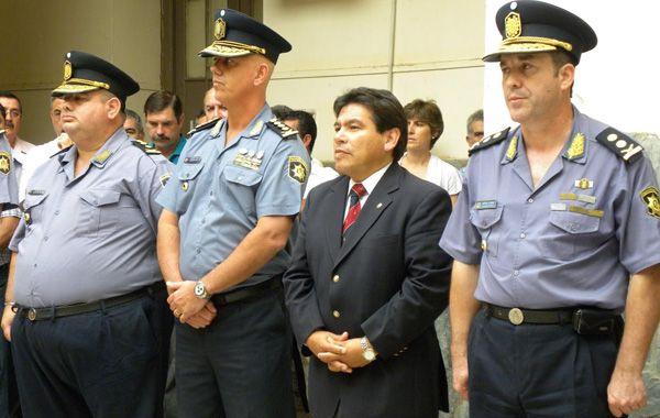 Escajadillo dejó su cargo como viceministro de Seguridad tras la crisis por los presuntos vínculos policías con el narcotráfico.