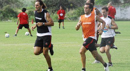 Sensini tiene el equipo y serían cuatro los cambios para recibir a Argentinos