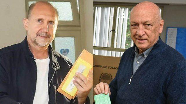 Bonfatti y Perotti se mostraron confiados en lograr un triunfo en las elecciones generales