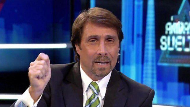 El periodista de A24 y Radio Rivadavia fue dado de alta y dejó el Sanatorio Otamendi donde estaba internado.