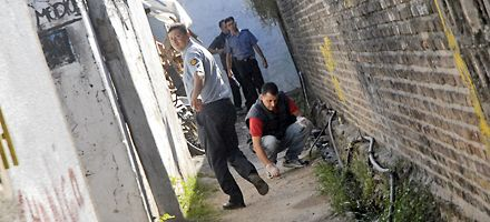 Asesinan con dos tiros en el pecho a un chico de 15 años en zona sur
