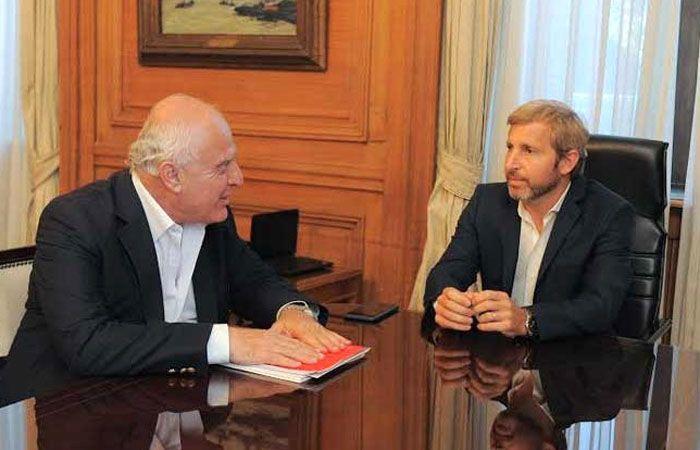 El decreto del gobierno nacional se concretó a horas del encuentro del ministro Rogelio Frigerio con gobernadores.