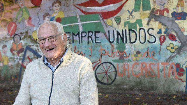 """El docente y militante social Oscar Lupori apuesta a una universidad """"que trabaje para una sociedad más justa"""