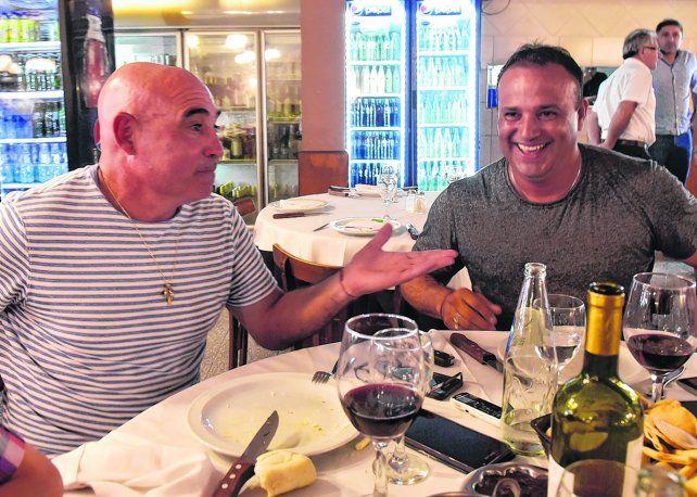 Fernández y Llop coincidieron en que hay que disfrutar de esta fiesta