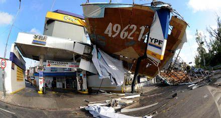 De Vido: Lo que ocurrió el miércoles fue un tornado