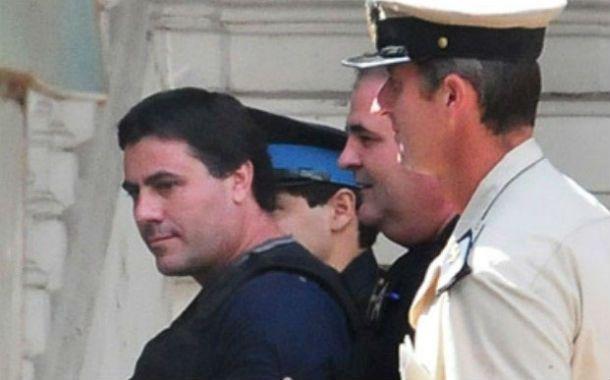 Preso. Carlos Andrés Ascaíni está detenido en el penal de Villa Devoto.