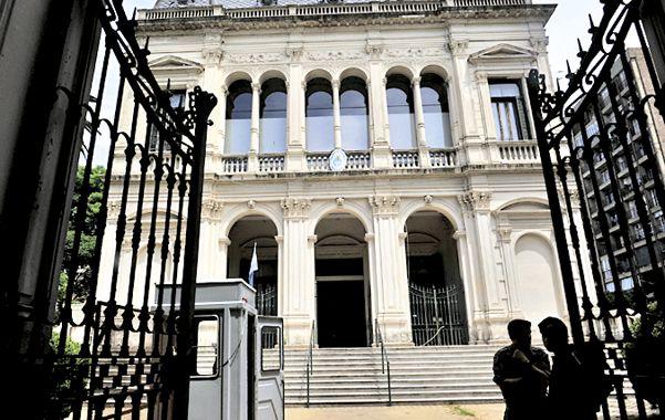 Puertas abiertas. El proceso se ventila en los Tribunales de bulevar Oroño.