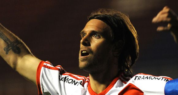 River le empató a Defensa y Justicia con un gol tardío de Funes Mori