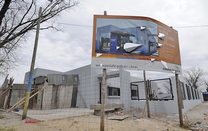 Flamante. La comisaría será inaugurada dentro de 15 días.