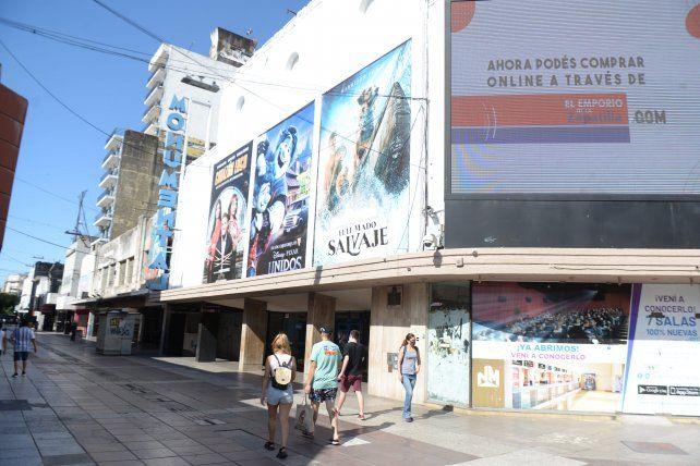 Los cines cerraron el 18 de marzo y desde entonces no han podido desarrollar ningún tipo de actividad.