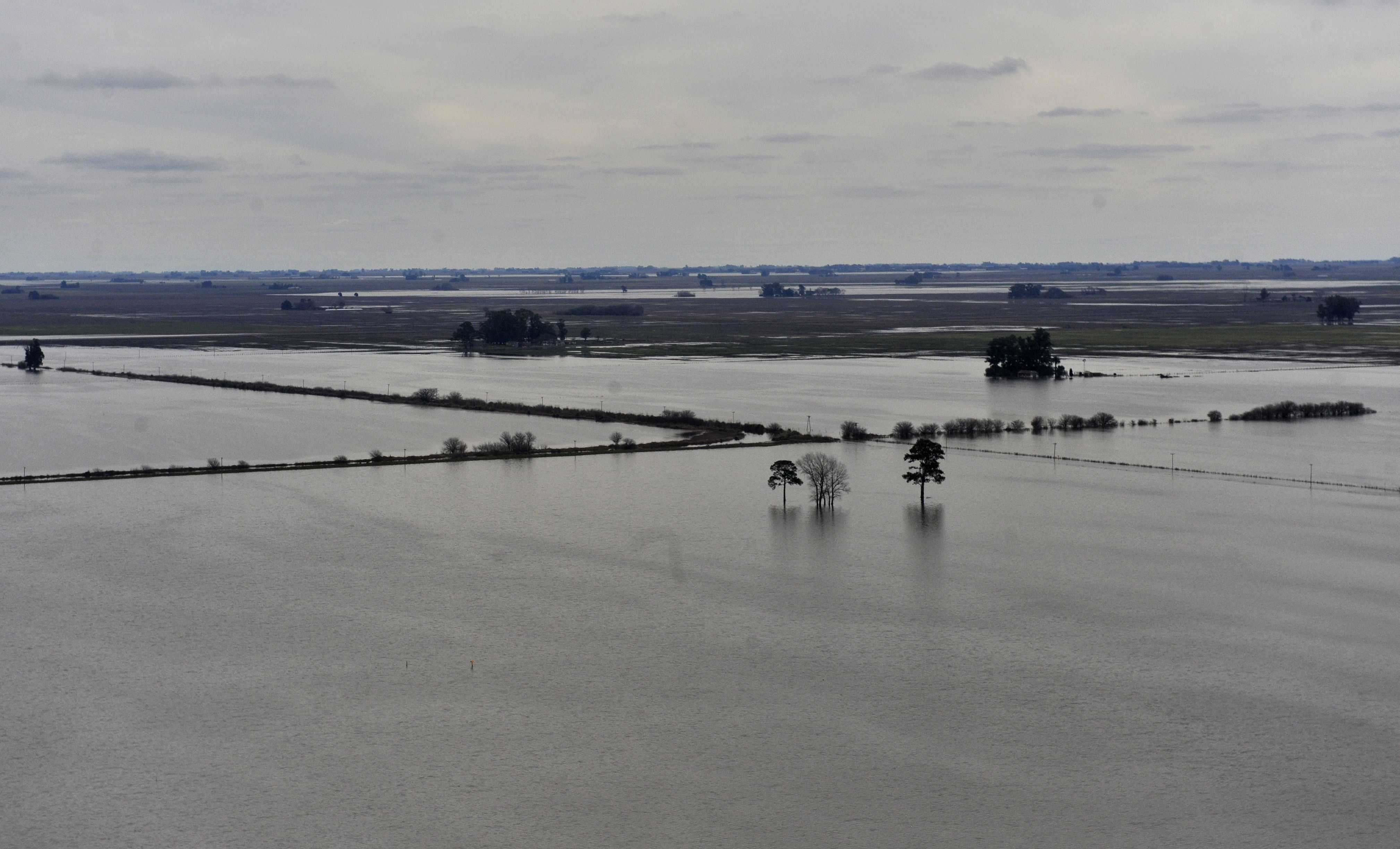 Disidencias. Ante las inundaciones