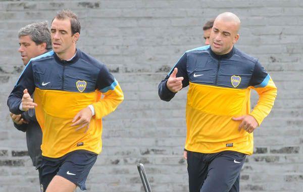 Dos que vuelven. Somoza y Silva el jueves serán titulares.