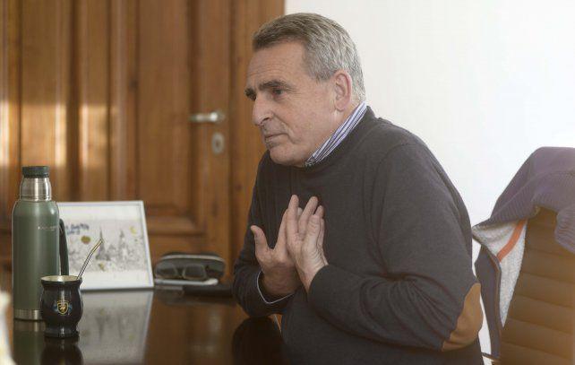 El ex titular de Defensa presentará este lunes su lista en Rosario.