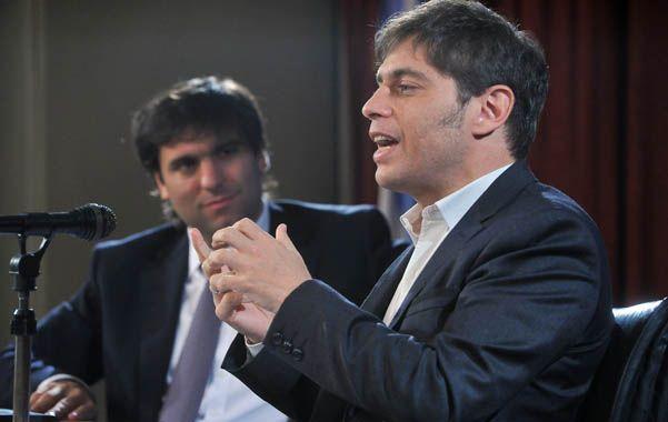 Impuestos y asignaciones. Bossio y Kicillof explicaron que el impuesto a las ganancias financia a la Ansés.