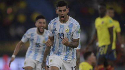 Cristian Romero, uno de los pedidos que hizo Messi para seguir en Barcelona, pero que el club desoyó.