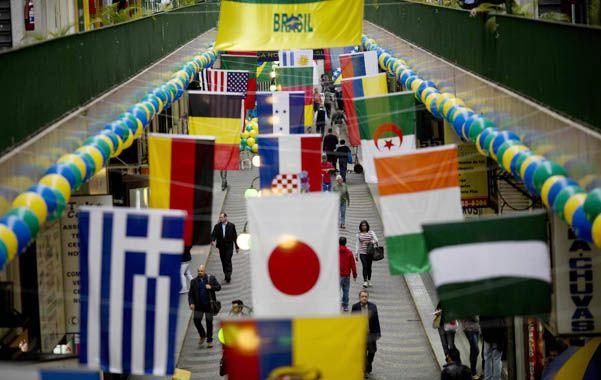 El Mundial tan esperado. El planeta fútbol se apasiona desde hoy con el debut del anfitrión Brasil y Croacia.