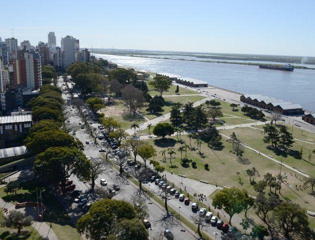 Zamarini indicó que no cree que sea en este momento la prioridad de Rosario pensar en ser capital. (Foto: S. Salinas)
