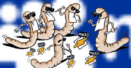 Advierten por gusanos virtuales en las redes MySpace y Facebook
