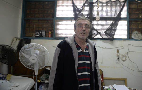 El ex jefe de la policía provincial está alojado en la cárcel de Las Flores.
