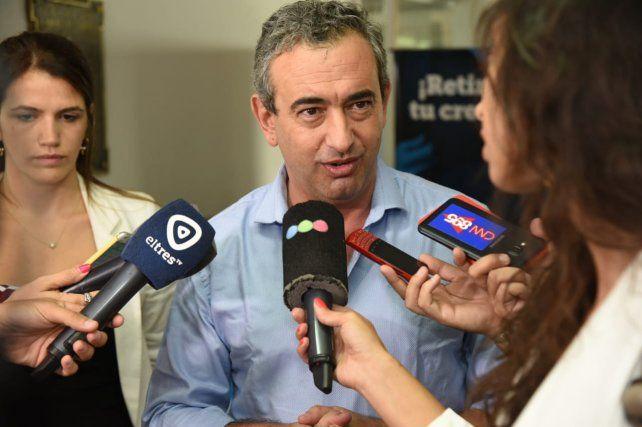 El intendente Pablo Javkin reclamó inteligencia criminal para poner fin a la ola de crímenes que asola a Rosario.