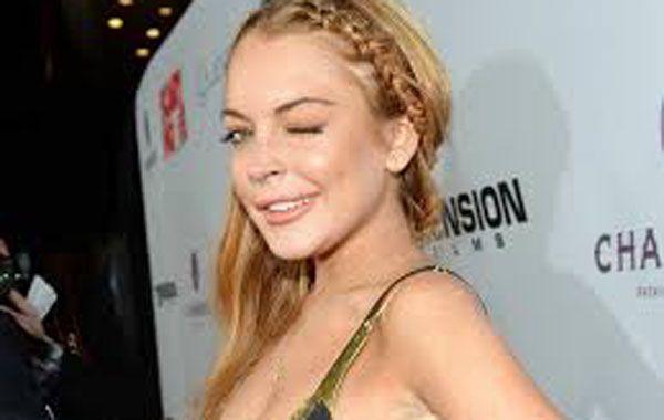 Lindsay Lohan, ¿sexo en rehabilitación?