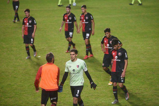 Newells jugó un partido para el olvido y se despidió de la Copa Argentina